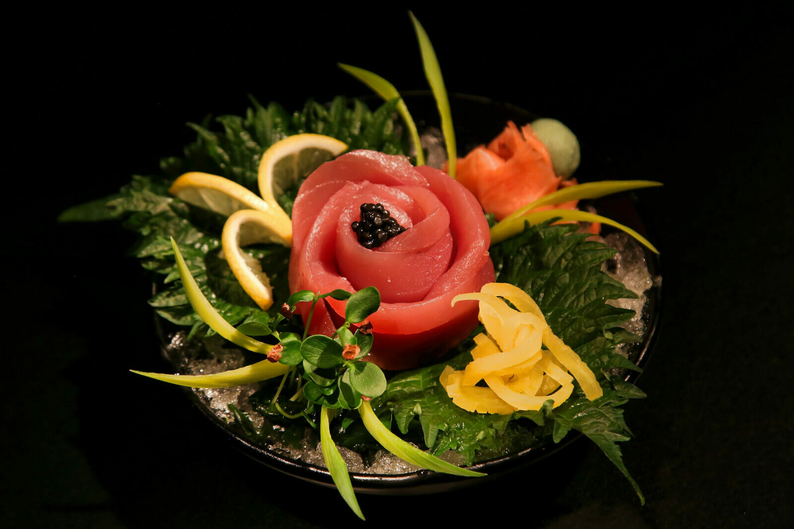 Lucy Wang Ischgl First Class Restaurant Japanese Newstyle & French Brasserie